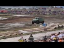 Торос - Прыжок с танкового трамплина